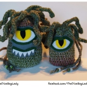 The Dice Bag Lady Beholders