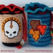 The Dice Bag Lady Soraya