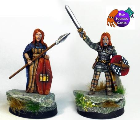 Lagertha, et autres guerrières Boudi-2-set
